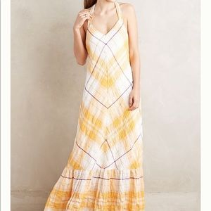 Anthro Holding Horses Clementine Maxi Dress!